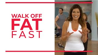 Download Walk Off Fat Fast 20 Minute | Fat Burning Workout