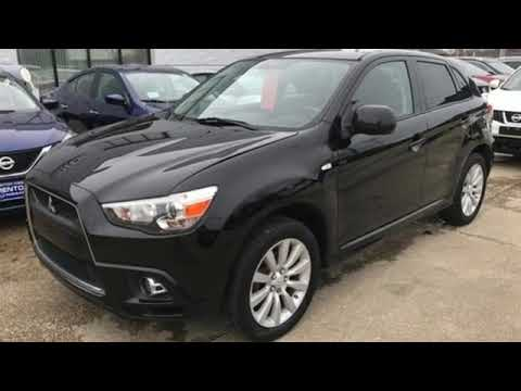 2011 Mitsubishi Outlander Sport Mentor, OH #N2969A