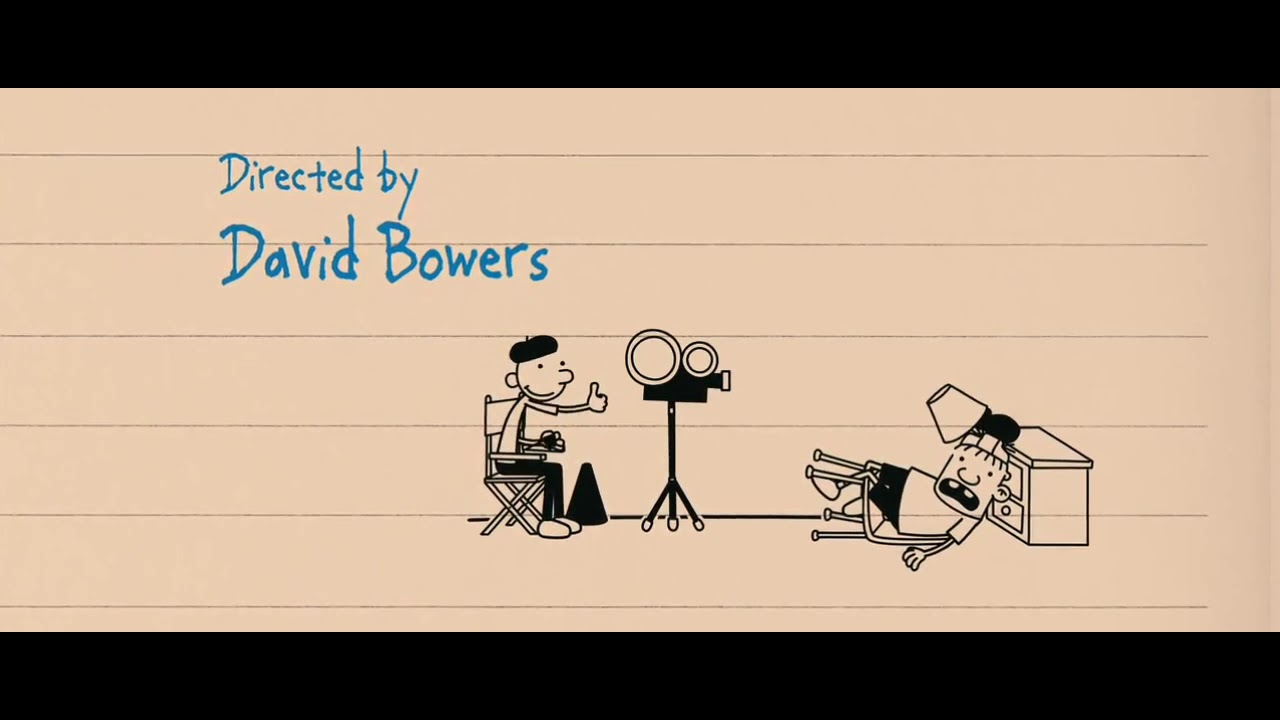 Diary Of A Wimpy Kid Rodrick Rules 2011 End Credits And End Scene Youtube