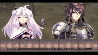 Agarest War Zero Pc Pt.1 Newgame+ and the customization