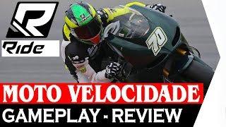 ★ RIDE  - Review (BT-BR) - Moto Velocidade