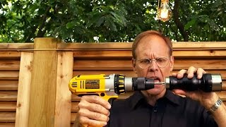 Alton Brown's Pepper Drill