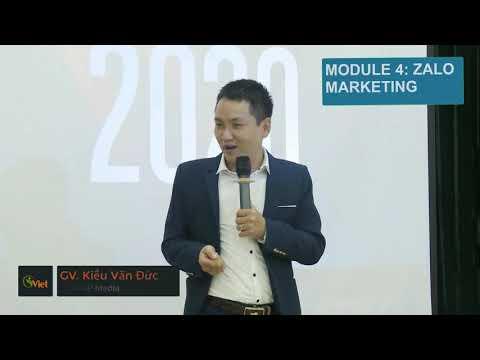 Khoá Học Digital Marketing Chỉ Từ 980K - Đào Tạo Chiến Lược Marketing Tổng Thể | iViet Education