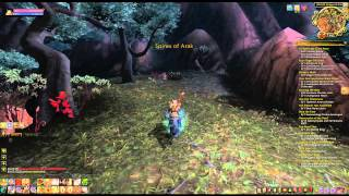 Where is Windswept Terrace WoD Explore Spires of Arak