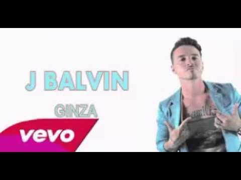 Ginza JBalvin DjGabrielRemix 102 Bpm