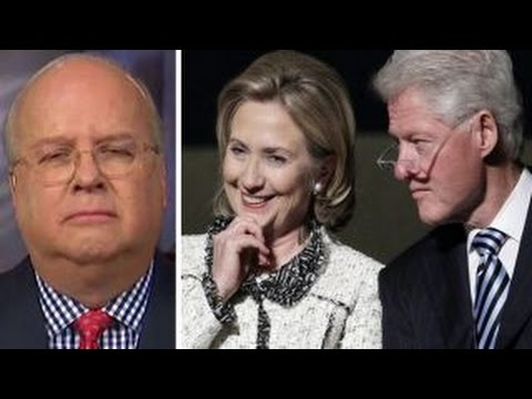 Karl Rove on the latest Clinton Foundation revelations