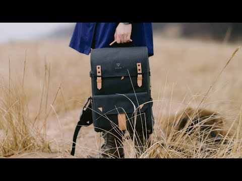 The BEST Camera Bag 2019 | VINTA TYPE II Camera Backpack