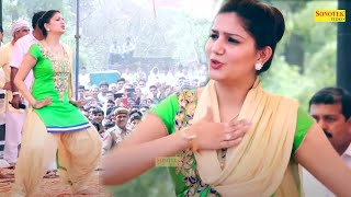 Sapna New Song I Baate Nayari I Raju Panjabi I New Haryanvi Song I Sapna Video I Sonotek Thumb