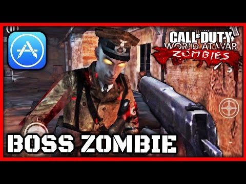 COD: WaW App ☆ RICHTOFEN ZOMBIE FOUND! (iPhone, IOS)