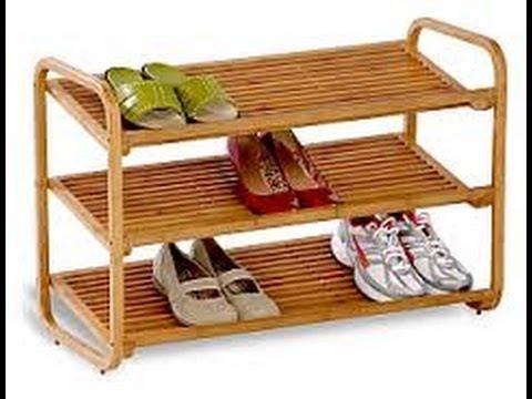 Organizador de zapatos casero como hacerlo 5 youtube - Organizador de zapatos ...