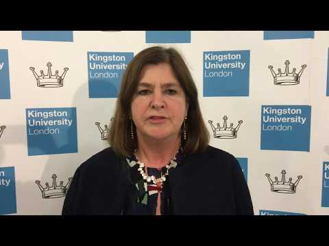 Celebrate Enterprise 2018: Dr Clarissa Wilks praises entrepreneurial talent at Kingston University