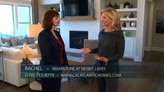 Briarstone at Nesbit Lakes - New Homes in Roswell, GA -  CalAt…