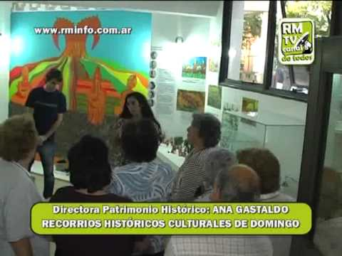 0558 ANA MARIA GASTALDO - Recorridos Históricos Cu...