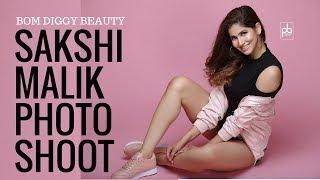 Sakshi Malik Model Photoshoot   Bom Diggy Girl   Indian Female Model Poses