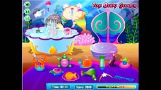 MERMAID LOLA BABY CARE, GAMES-BABY(HD)