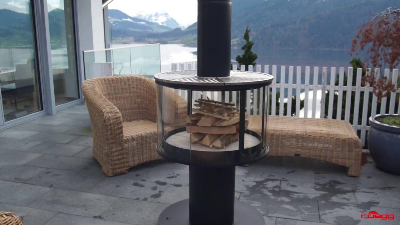Ruegg Kamin marco rima und der rüegg outdoor lounge kamin