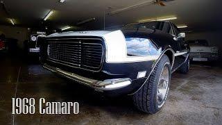 1968 Chevrolet Camaro V8 Four-speed RS Trim