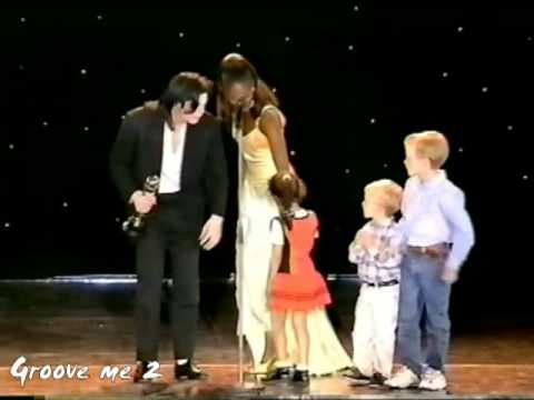 Michael Jackson - World Music Awards
