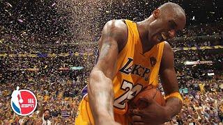 Kobe Bryant's Top 10 Moments | NBA on ESPN