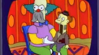 Krusty the Ventriloquist Video