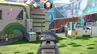 BLACK OPS 3 : ROAD TO DARK MATTER # MAN-O-War