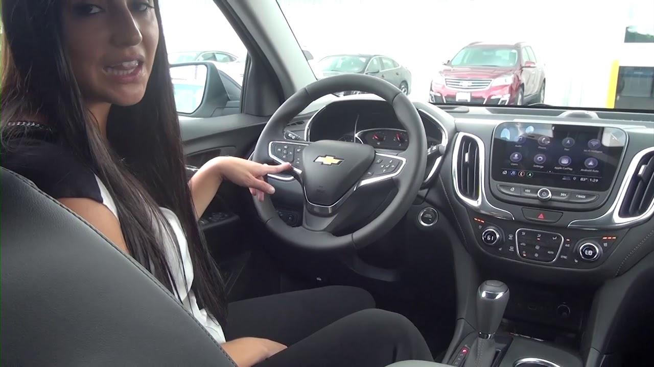 2020 Chevy Equinox - Interior | Phillips Chevrolet - YouTube