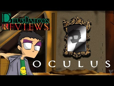 Oculus: HP Lovecraft Month:  Deusdaecon Reviews