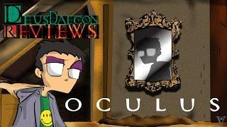 HP Lovecraft Month: Deusdaecon Reviews: Oculus