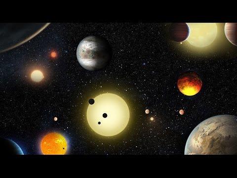 NASA telescope discovers 100+ new planets - YouTube