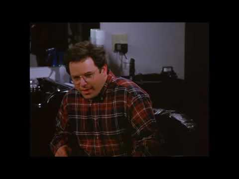 Seinfeld - The Scofflaw - Hair Salesman Scene