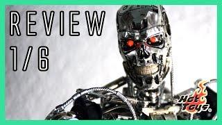 Hot Toys Terminator: Genisys Endoskeleton 1/6 video review MMS352