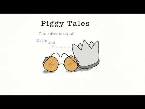 The Chronicles of Little Tracks: Piggytales of Arachnophobia (skip to 9s)