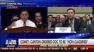 Now Chaffetz Wants Clinton's Lawyers Prosecuted For Defending Her