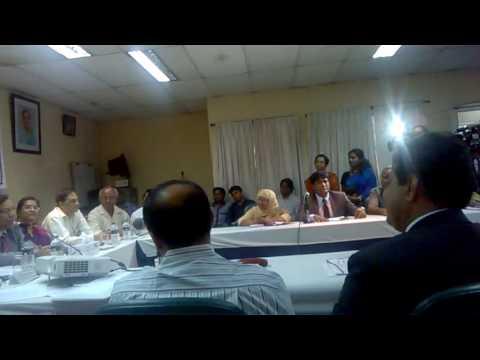 Law Minister Anisul Haq at BILIA