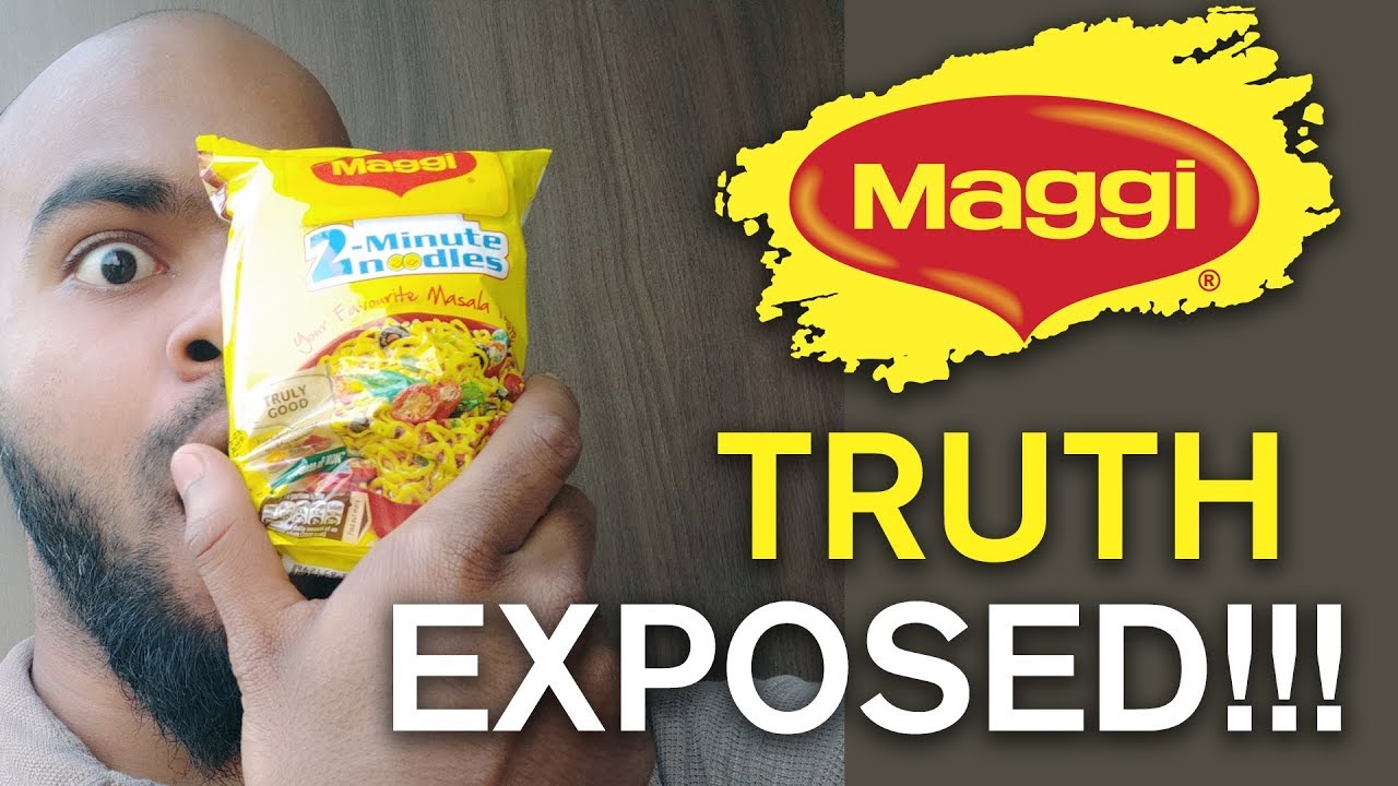 Is Maggi Vegan/Vegetarian/Non-Vegetarian? | Flavour Enhancer 635 Truth |  May Contain Milk Solids?