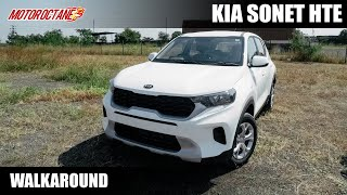 Kia Sonet HTE - Base Model - Rs 7.8 lakhs (on-road)
