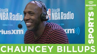 Chauncey Billups Talks Carmelo Anthony's Future and the '04 Pistons
