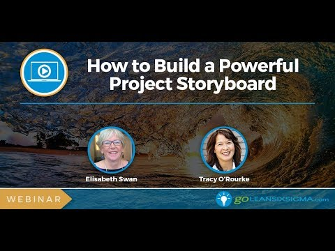 Webinar: How to Build a Powerful Project Storyboard