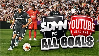 RANKING ALL SIDEMEN CHARITY MATCH GOALS