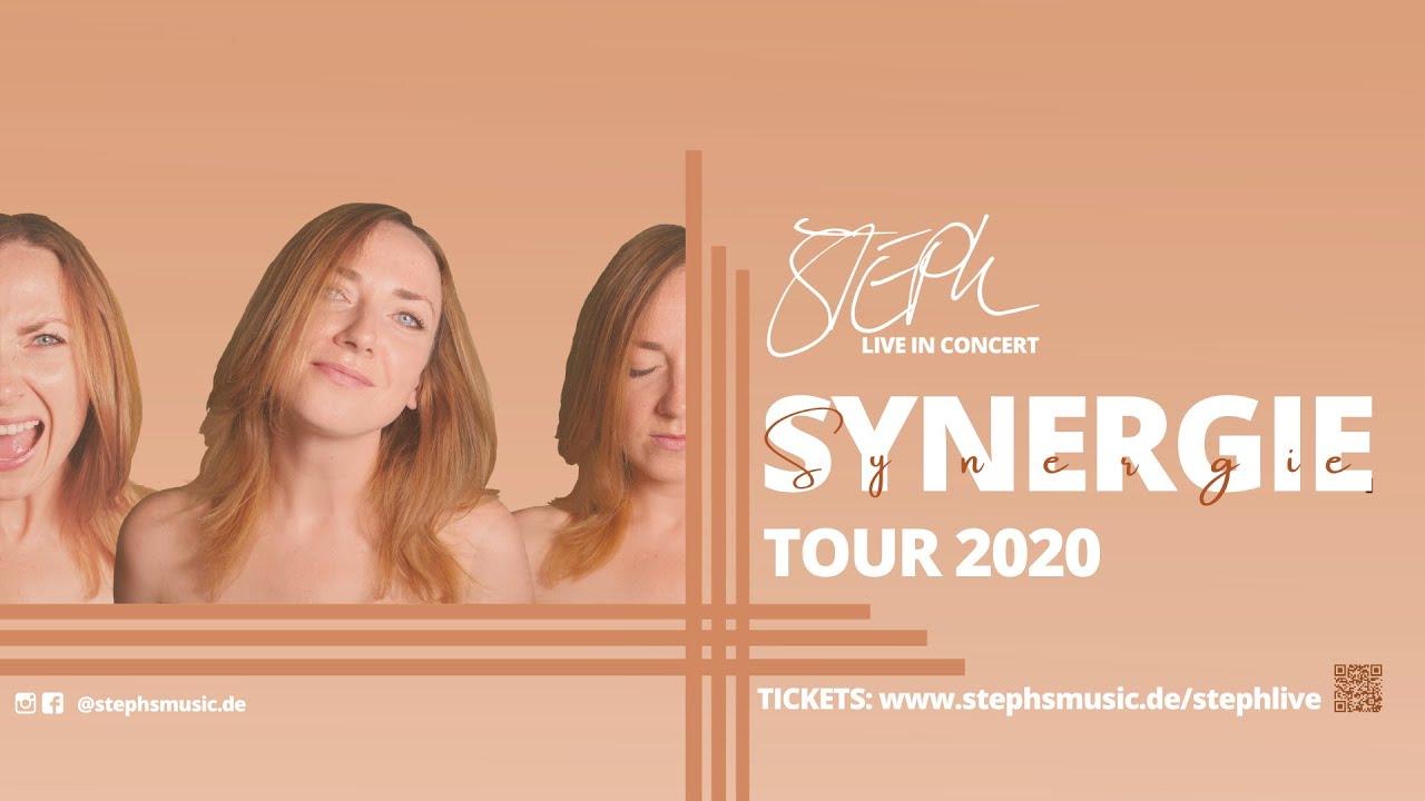 STEPh  - SYNERGIE Tourdaten 2020