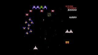 Galaga (1988) [NES / Famicom / Dendy]