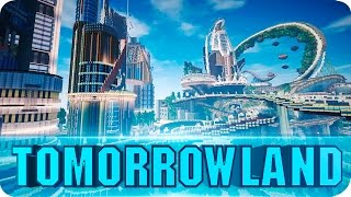 Minecraft - Tomorrowland Cinematics - Based on Disney