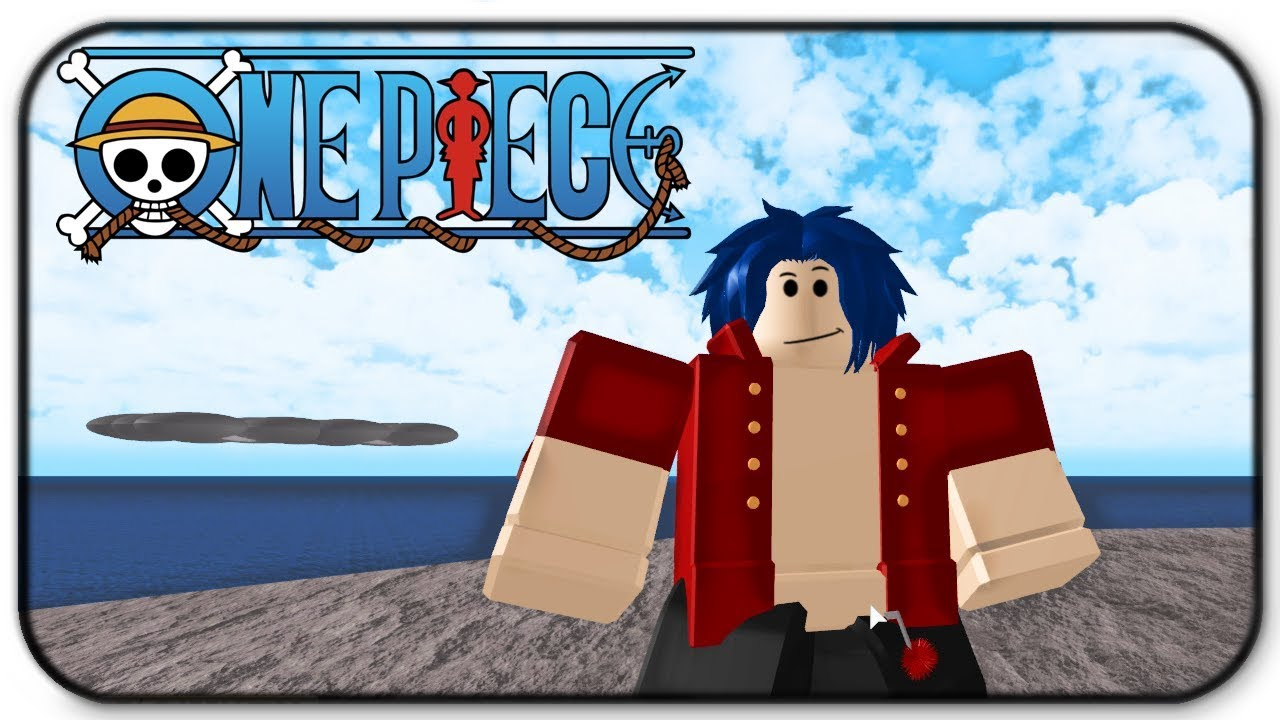 Roblox One Piece Shonen Jump Our Pirate Adventure Begins