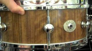 Good Wood Snare Drums