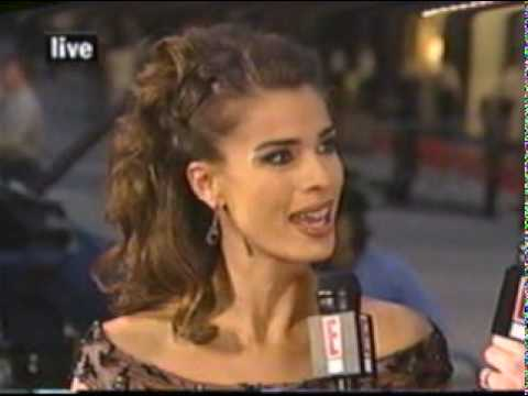 Mimi Torchin s Kristian Alfonso at E! 1998 Daytime Emmy Pre