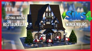 RESTAURACJA WINDENBURG + Dlaczego nie pomagam w sprawach z Origin - The Sims 4 Szybka Budowa