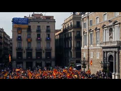 Spain shuts down Catalonia independence vote technology as tensions rise
