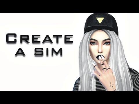 The Sims 4: Создание персонажа #4