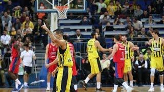 Fenerbahçe'nin CSKA Moskova karşısında 33-48'ten sonraki 19-0'lık (52-48) inanılmaz serisi! 🔥