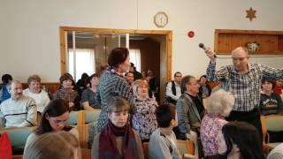 Свидетельства исцеления  в методистской церкви!